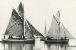 Rognanskøyter ca 1905